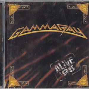1996 – Alive 95 – Cd.