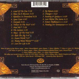 1996 – Alive 95 – 2Cd – Usa.