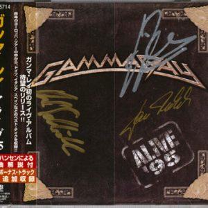 1996 – Alive 95 – Japan – Cd.