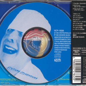1993 – Future Madhouse – Cds – Japan.