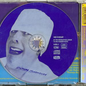 1993 – Future Madhouse – Cds.