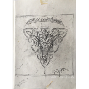 2005: Original Majestic Sketch.
