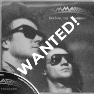 WANTED: 2005 – Heading For Tomorrow Cd (+3 Bonus Tracks).