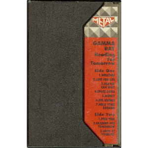 1993 – Heading For Tomorrow – Tape Italy.