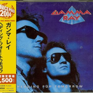 2004 – Heading For Tomorrow – Japan Cd.