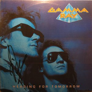 1990 – Heading For Tomorrow – LP – Korea Promo.