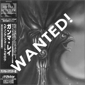 WANTED: 2002 Heading For Tomorrow – Japan Cd.