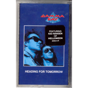 1990 – Heading For Tomorrow – Tape Usa.