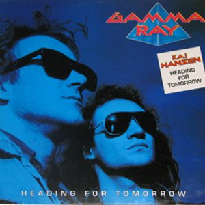 1990 – Heading For Tomorrow – LP – Brazil Pressing.