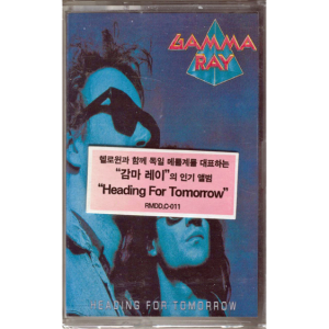 1990 – Heading For Tomorrow – Tape Korea.