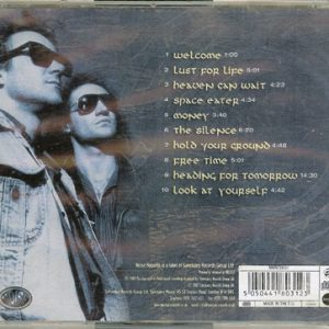 2007 – Heading For Tomorrow Cd.