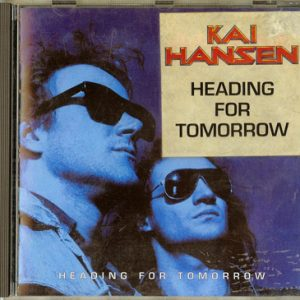 1990 – Heading For Tomorrow – Misspressed Cd.