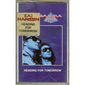 1990 – Heading For Tomorrow – Tape.