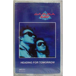 WANTED: 1990 – Heading For Tomorrow – Tape Korea.
