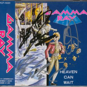 1990 – Heaven Can Wait – Cds – Japan.