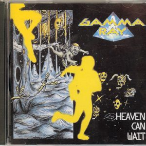 1990 – Heaven Can Wait – Cd 5 Track, France.
