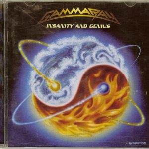 2005 – Insanity And Genius Cd.