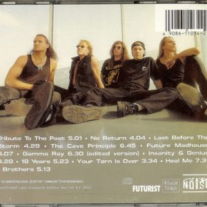 1993 – Insanity And Genius – Usa Cd.