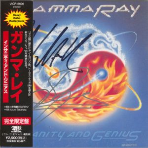 1996 – Insanity And Genius – Japan Cd.