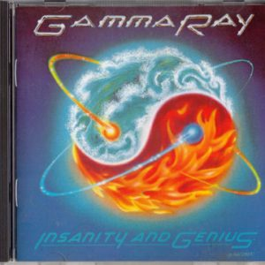 1993 – Insanity And Genius Cd.