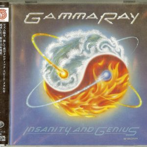1998 – Insanity And Genius – Victor Music 80 – Japan Cd.
