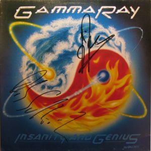 1993 – Insanity And Genius – Brazilian LP .
