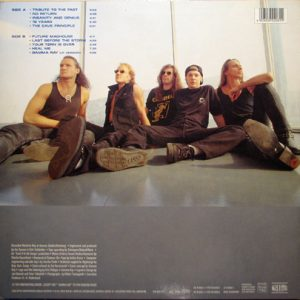 1993 – Insanity And Genius – LP.