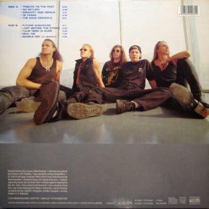 1993 – Insanity And Genius – LP.