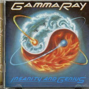 2001 – Insanity And Genius – Cd – Russia – Monsters of Rock – Bootleg.