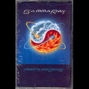 1993 – Insanity And Genius – Tape.