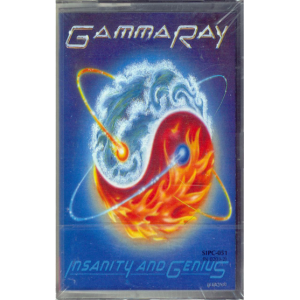 1993 – Insanity And Genius – Tape – Korea.