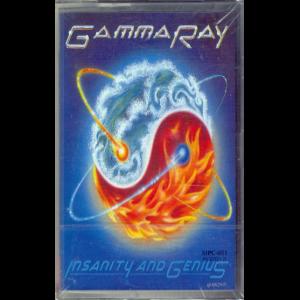 1993 – Insanity And Genius – Tape – Korea.