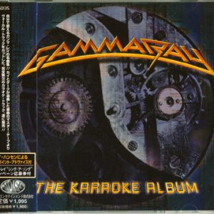1997 – The Karaoke Album – Japan – Cd.