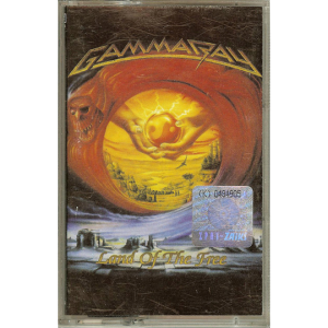 1996 – Land Of The Free – Tape – Poland/Austria.