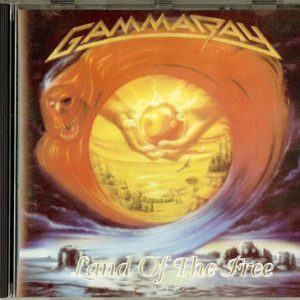1996 – Land Of The Free – Russian Cd – Bootleg.