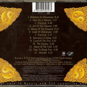 2004 – Land Of The Free – Cd – Russia.