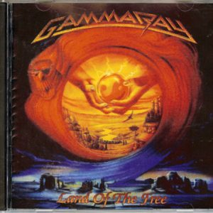 1998 – Land Of The Free – Cd – Russia – Bootleg.