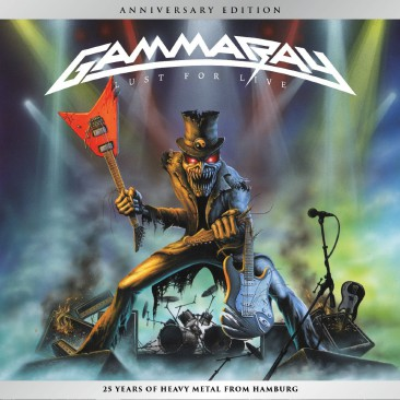New Gamma Ray re-relases