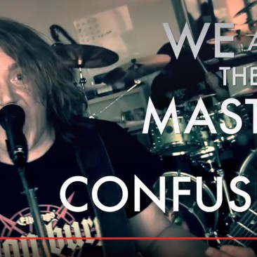 "Gamma Ray ""Master Of Confusion"" Official"