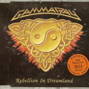 1995 – Rebellion In Dreamland – Cds – 4 Track.