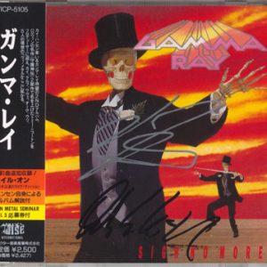 1991 – Sigh No More – Promo – Japan Cd.