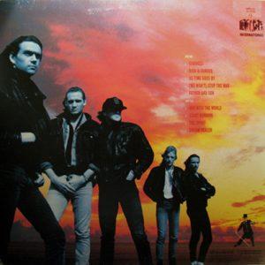 1991 – Sigh No More – LP – Korea.