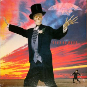 1991 – Sigh No More – LP – Korea – Promo.