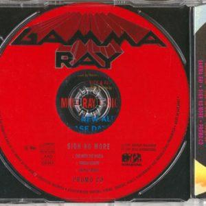 1991 – Sigh No More – Promo – Cds – 3 Track.
