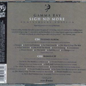 2015 – Sigh No More (Anniversary Edition) – Russia 2Cd – Bootleg.