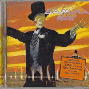 1991 – Sigh No More – Korea Cd.