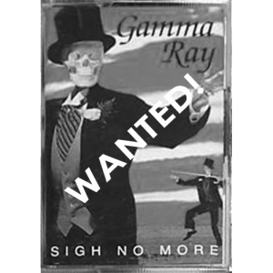 WANTED: 1991 – Sigh No More – Poland Tape.