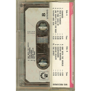 1991 – Sigh No More – Tape – Poland.
