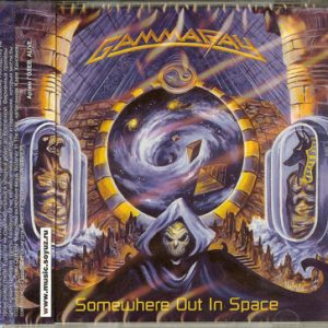 2004 – Somewhere Out In Space – Russia – Cd.