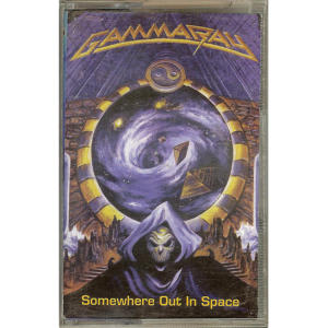 1997 – Somewhere Out In Space – Tape – Poland.